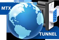 MTX Tunnel Logo