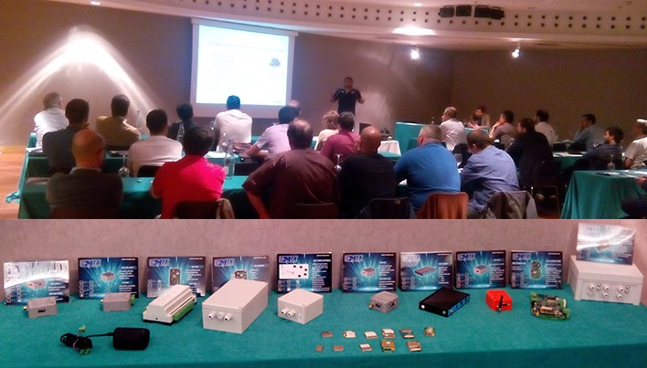 Gemalto and MTX-M2M seminars