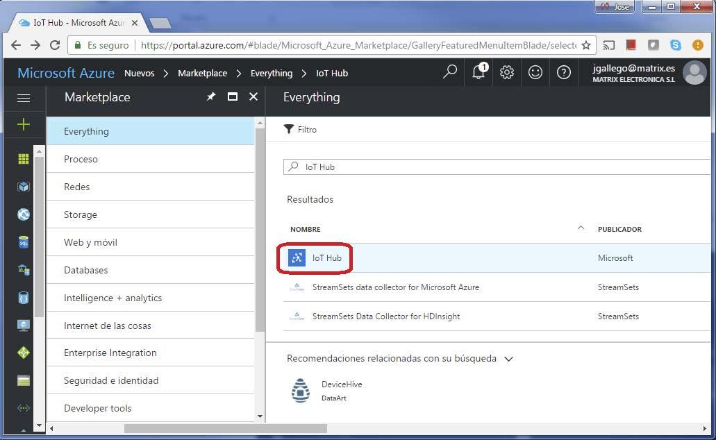 Titan – AN26: Sending Modbus Registries to Microsoft Azure through