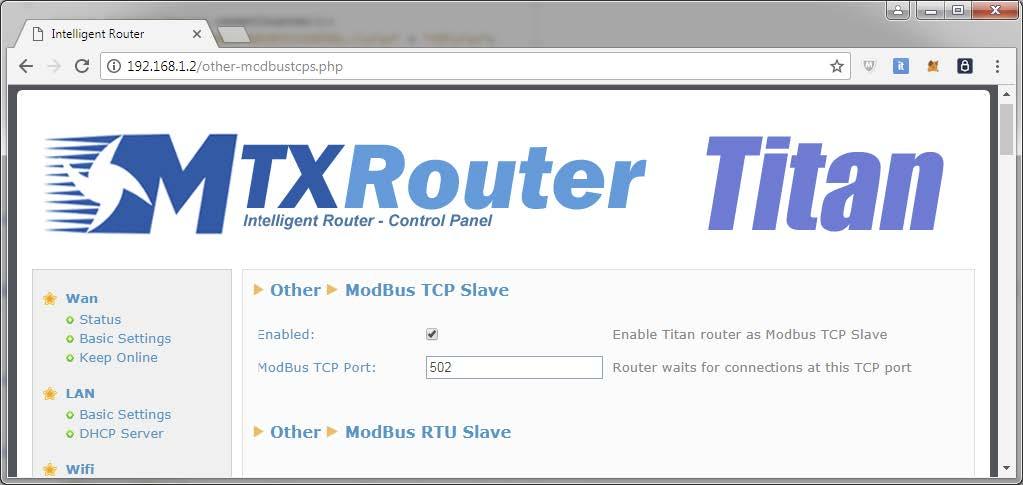 Titan – AN29: How to Get the GPS Location via Modbus TCP/RTU – MTX